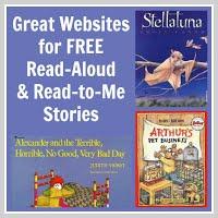 read-aloud book ideas